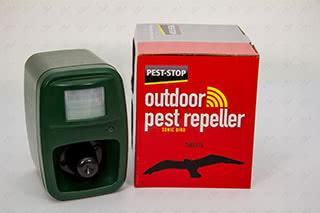 RepellentsSonic bird repeller